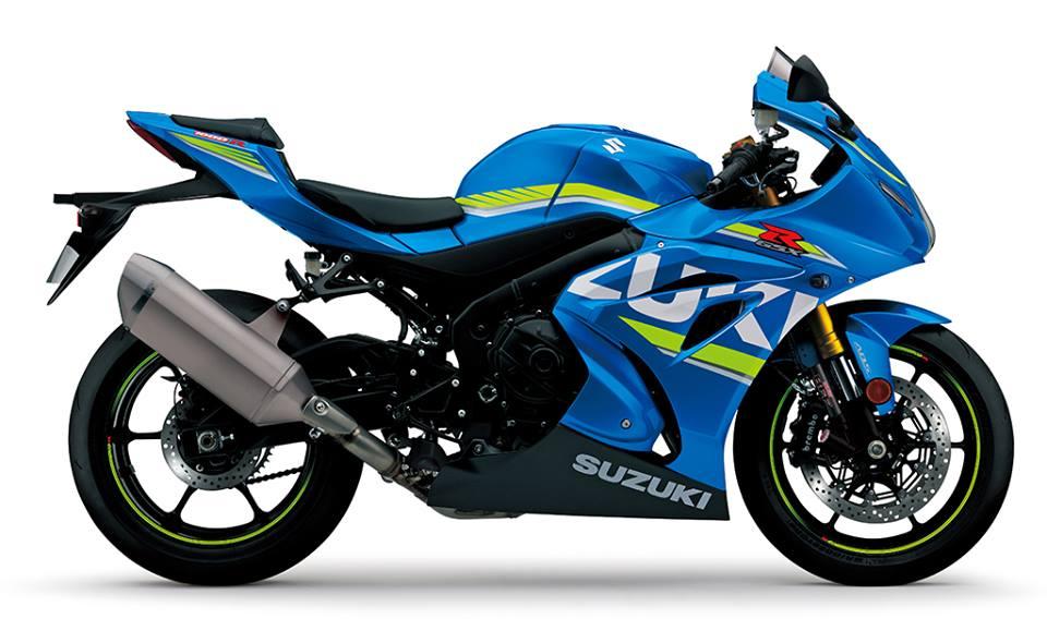 Suzuki GSXR1000 L7 ong vua cua dong Sportbike - 4