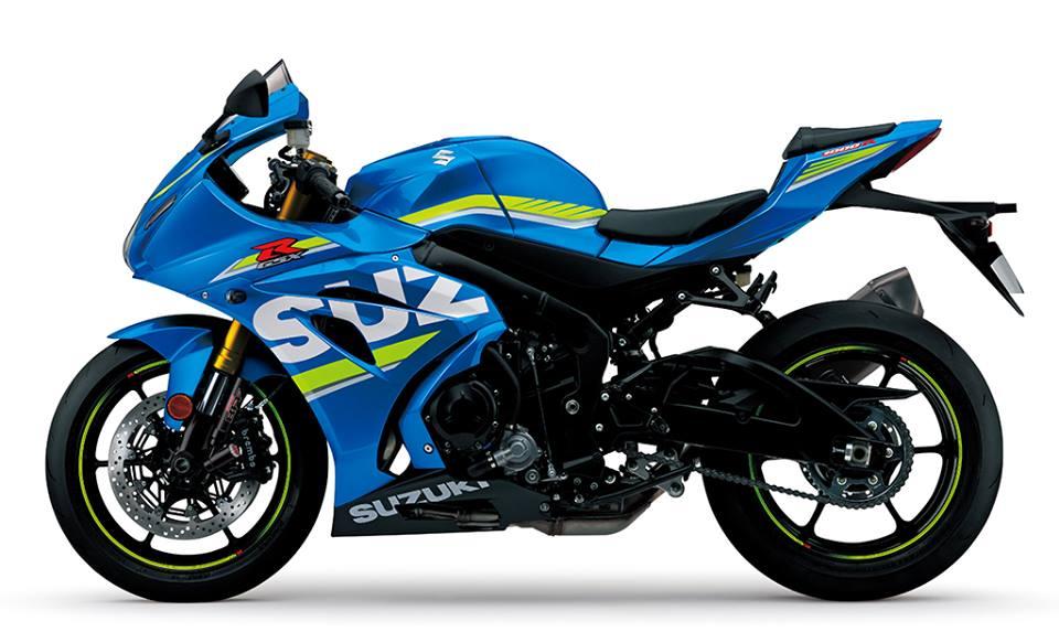 Suzuki GSXR1000 L7 ong vua cua dong Sportbike - 5