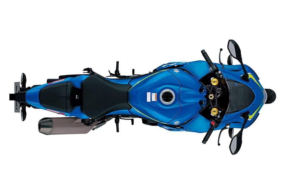 Suzuki GSXR1000 L7 ong vua cua dong Sportbike - 6