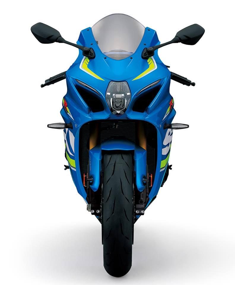 Suzuki GSXR1000 L7 ong vua cua dong Sportbike - 7