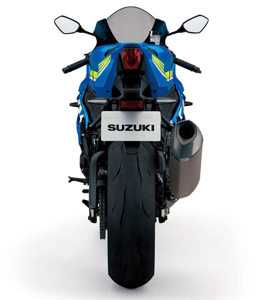 Suzuki GSXR1000 L7 ong vua cua dong Sportbike - 8