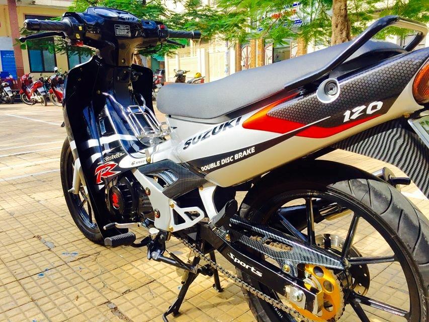 Suzuki Sport 120 do duoc rao ban voi gia 135 trieu - 2