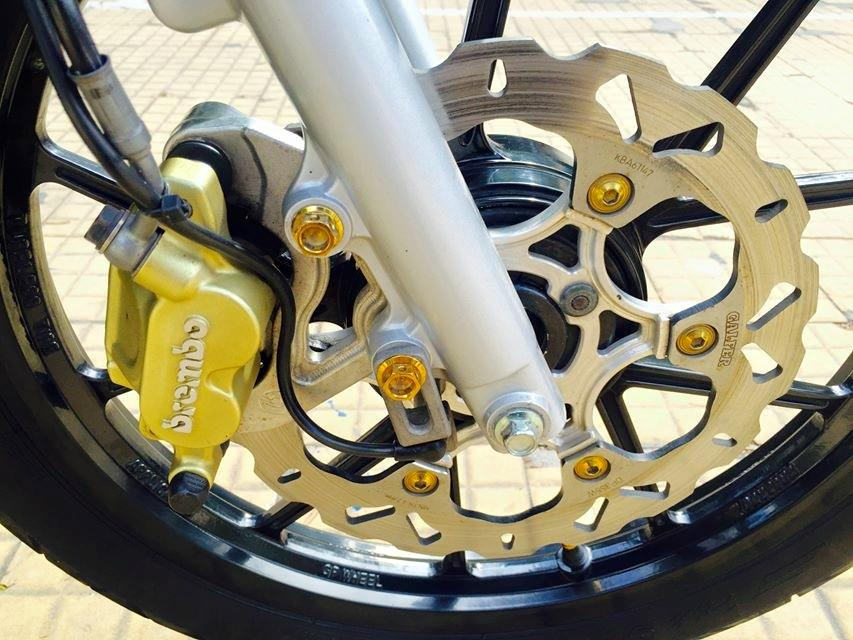 Suzuki Sport 120 do duoc rao ban voi gia 135 trieu - 4