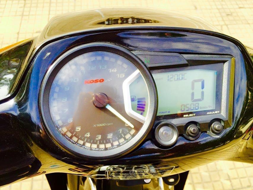 Suzuki Sport 120 do duoc rao ban voi gia 135 trieu - 6