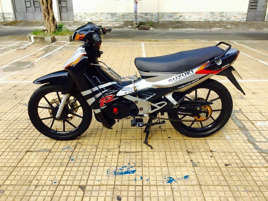 Suzuki Sport 120 do duoc rao ban voi gia 135 trieu - 8