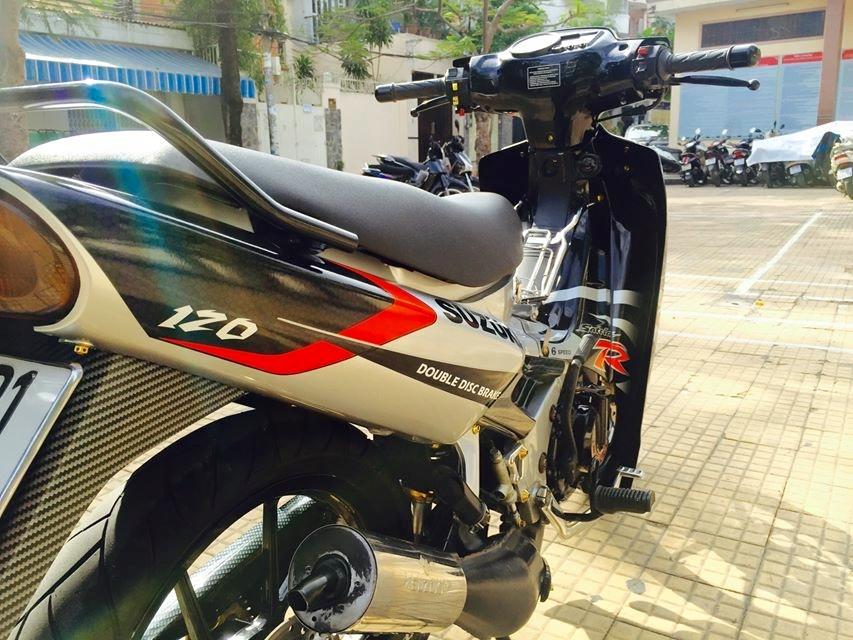 Suzuki Sport 120 do duoc rao ban voi gia 135 trieu - 7
