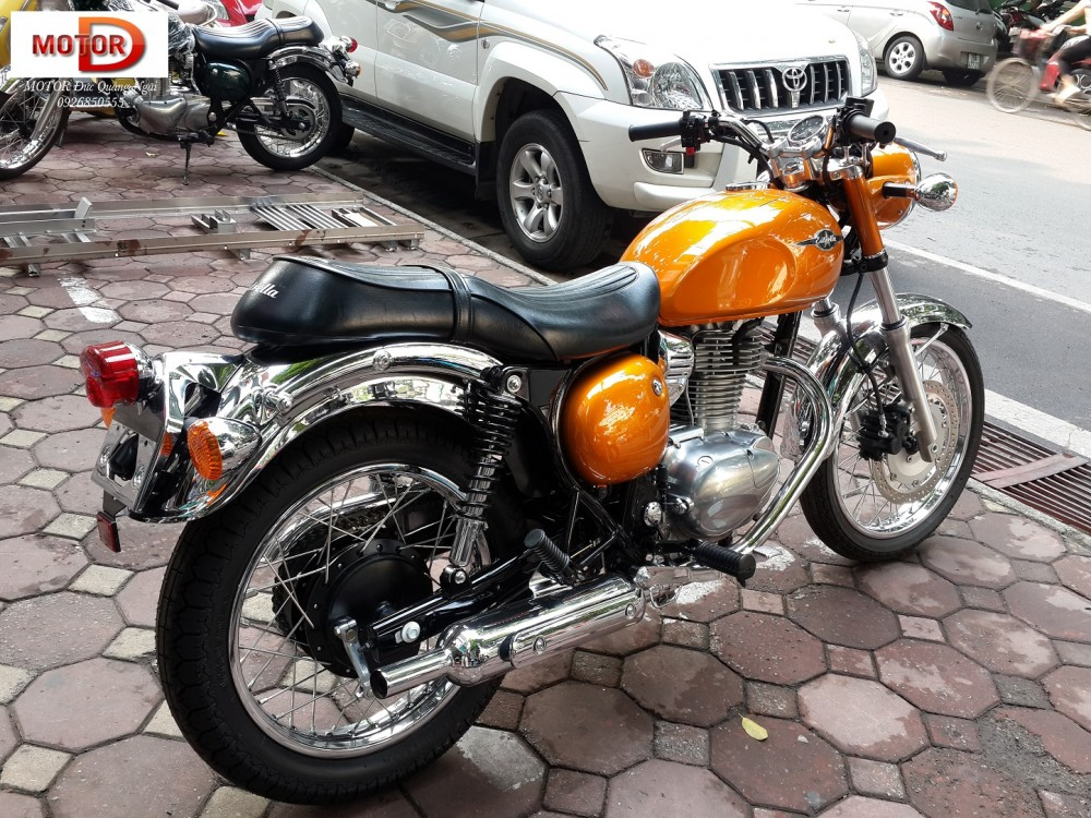 TIN VUI cho nhung ai trot yeu Kawasaki Estrella 250 - 2