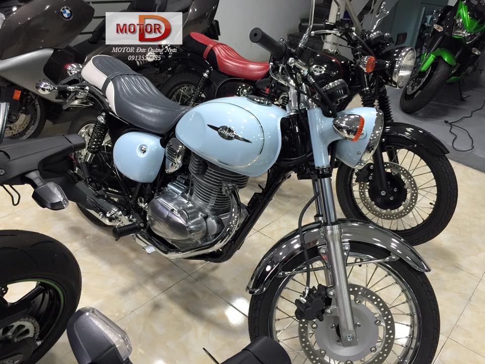 TIN VUI cho nhung ai trot yeu Kawasaki Estrella 250 - 5