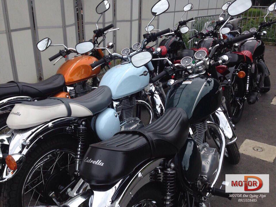 TIN VUI cho nhung ai trot yeu Kawasaki Estrella 250 - 6