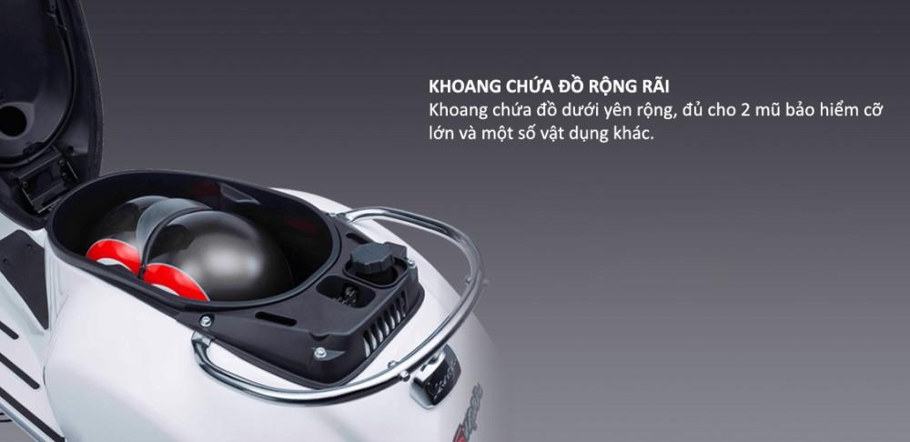 Toan Quoc Mua Ban VESPA GTS Chinh Hang Gia Tot - 6