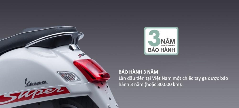 Toan Quoc Mua Ban VESPA GTS Chinh Hang Gia Tot - 8