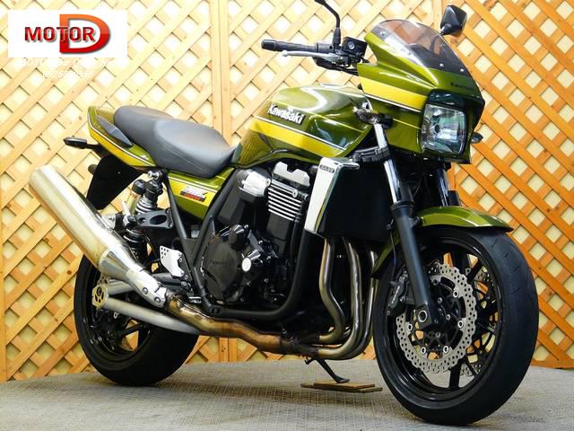 Trum Nakedbike Kawasaki Luc si co bap ZRX1200 DAEG tren duong ve Ha Noi