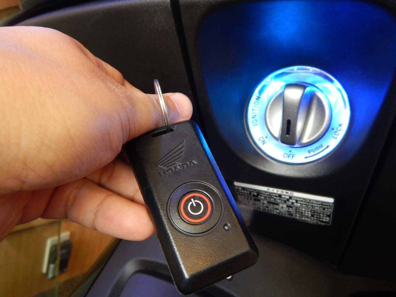 Xe ga hang dinh Honda Forza Z ABS Audio 2015 moi ve - 8