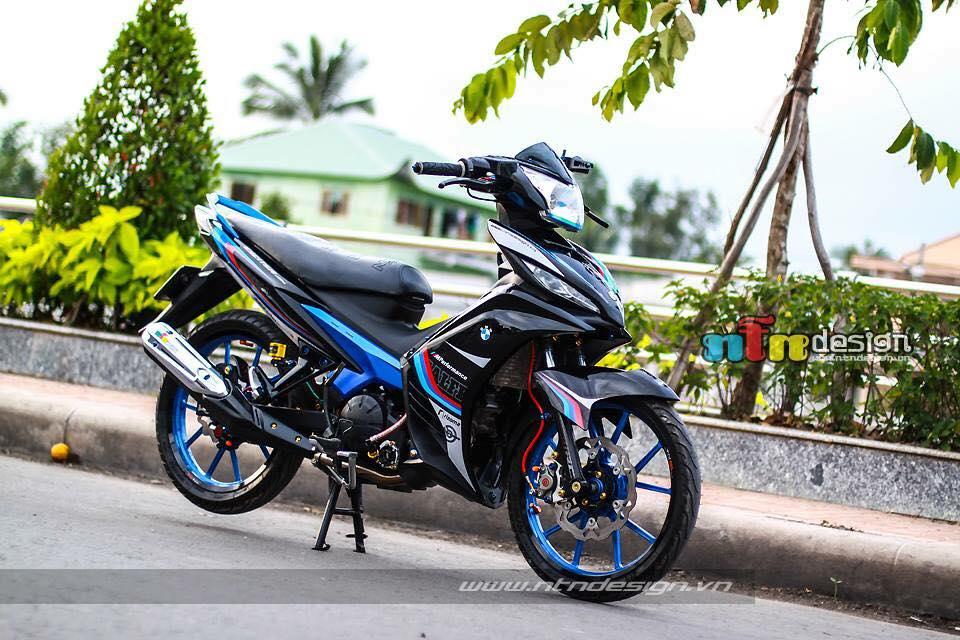 Yamaha exciter phien ban BMW MPerformance s135rr - 3