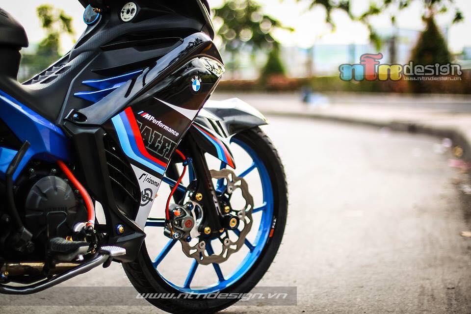 Yamaha exciter phien ban BMW MPerformance s135rr - 7