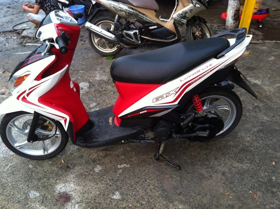 Yamaha Luvias GTX doi 2012 xe dep zin chinh chubstp