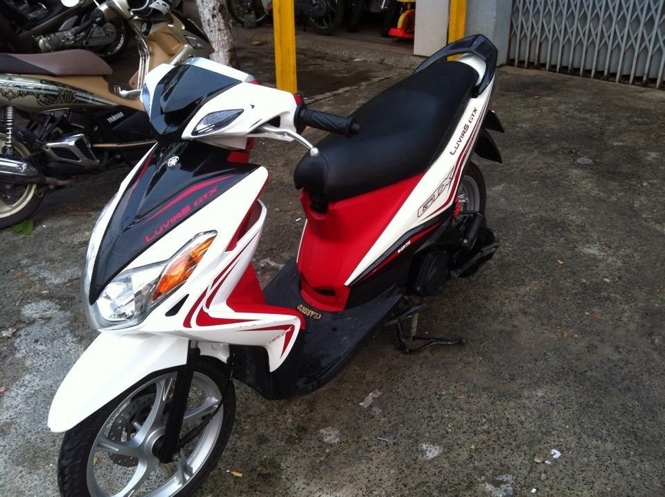 Yamaha Luvias GTX doi 2012 xe dep zin chinh chubstp - 5