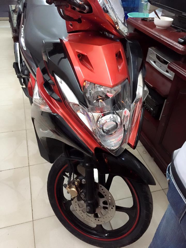 Yamaha nouvo 5 135cc chinh chu bang so thanh pho - 2