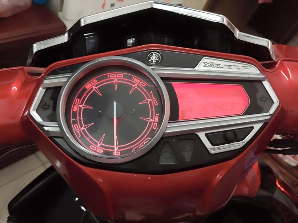 Yamaha nouvo 5 135cc chinh chu bang so thanh pho - 3