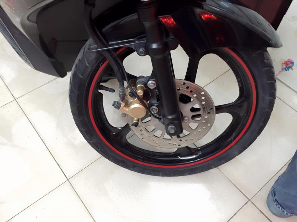 Yamaha nouvo 5 135cc chinh chu bang so thanh pho - 5