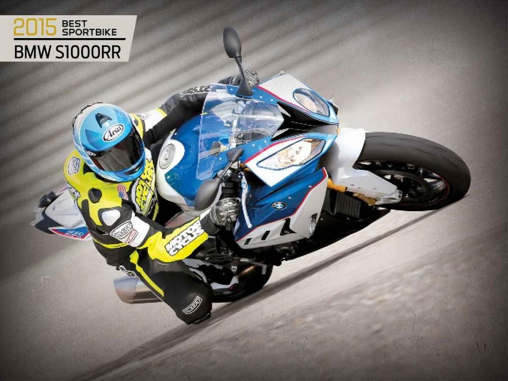 Yamaha R1 2015 vs BMW S1000RR 2015 Ai la nguoi thang cuoc - 3