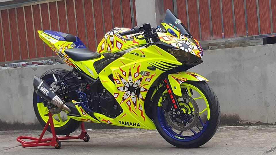 Yamaha R3 do doc dao voi phien ban 2 trong 1