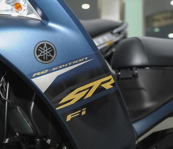 Yamaha Sirius Fi ra mat phien ban xanh den voi gia 2299 trieu dong - 3