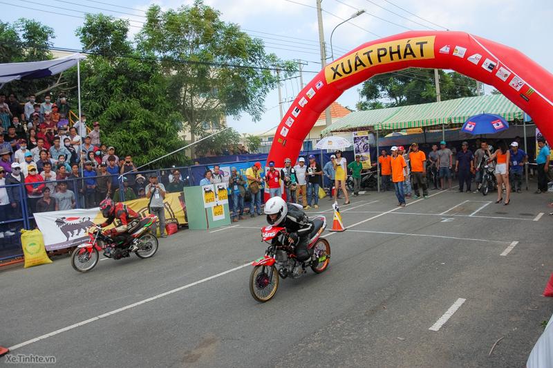 Yamaha Viet Nam se pho cap bo mon dua xe chuyen nghiep tai Viet Nam - 2
