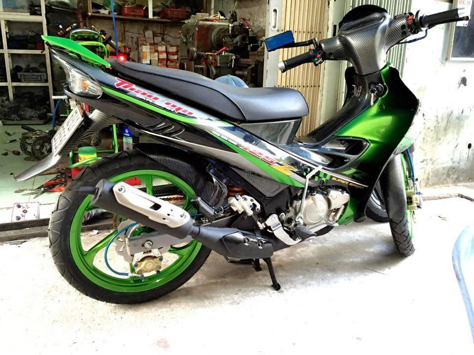 Yamaha Z125 do sanh dieu va noi bat cua dan choi Viet - 2