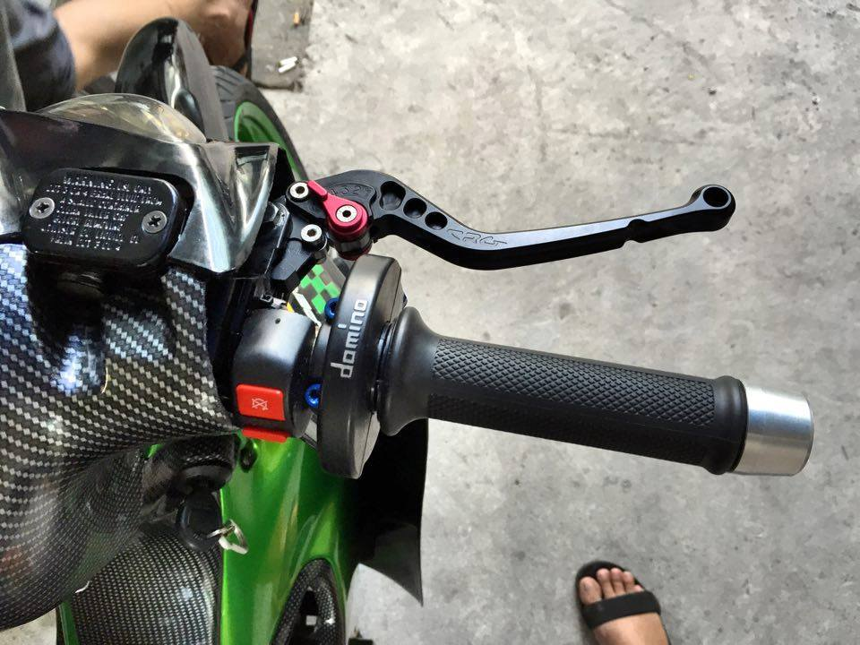 Yamaha Z125 do sanh dieu va noi bat cua dan choi Viet - 3