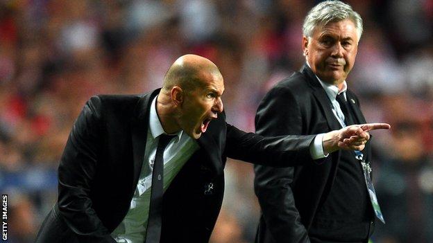 Zidane khang dinh se khong thay Benitez dan dat Real Madrid mua nay - 3