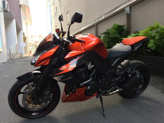 Ban Kawasaki z1000 2012 - 6