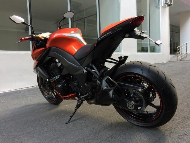 Ban Kawasaki z1000 2012 - 8
