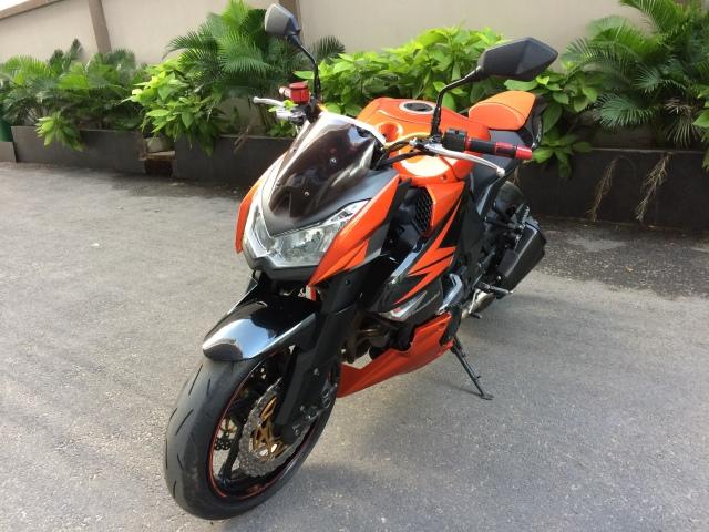 Ban Kawasaki z1000 2012 - 5