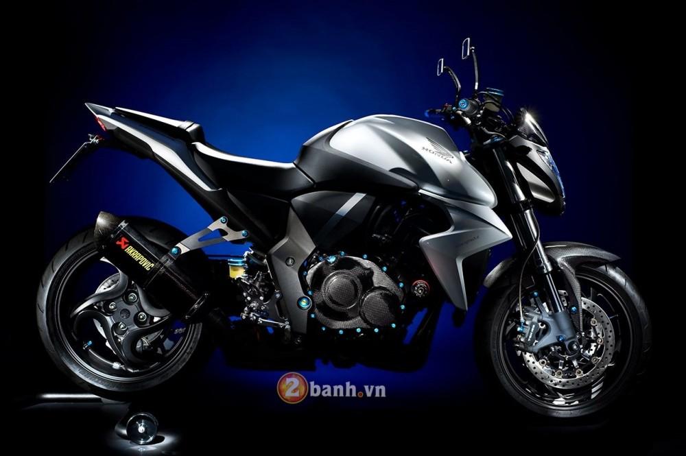 Bo anh Honda CB1000R tuyet dep voi ban do LighTech