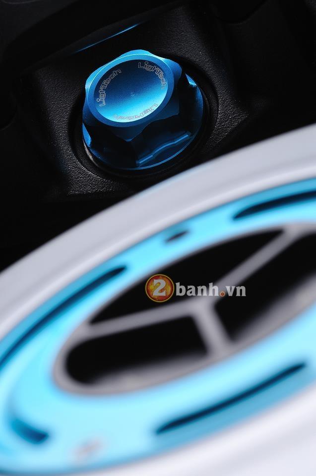 Bo anh Honda CB1000R tuyet dep voi ban do LighTech - 6