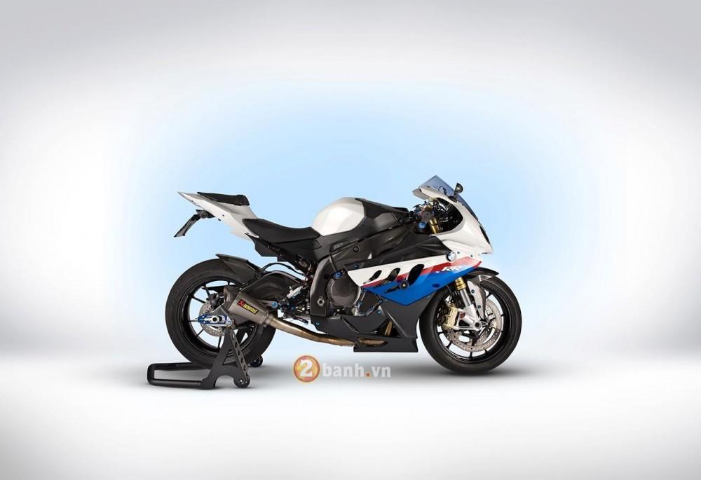 Bo anh tuyet dep cua BMW S1000RR do phien ban Lightech