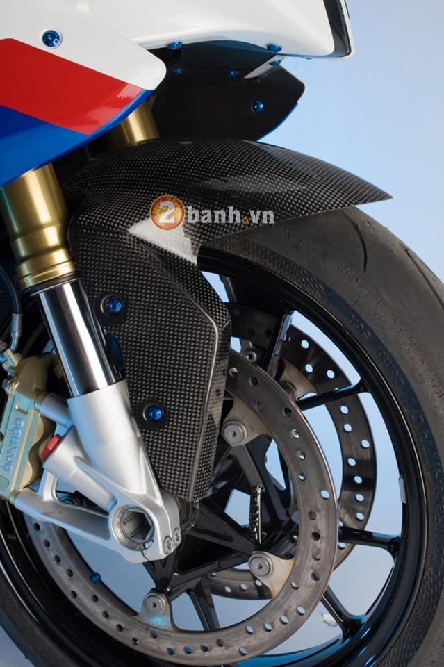 Bo anh tuyet dep cua BMW S1000RR do phien ban Lightech - 9