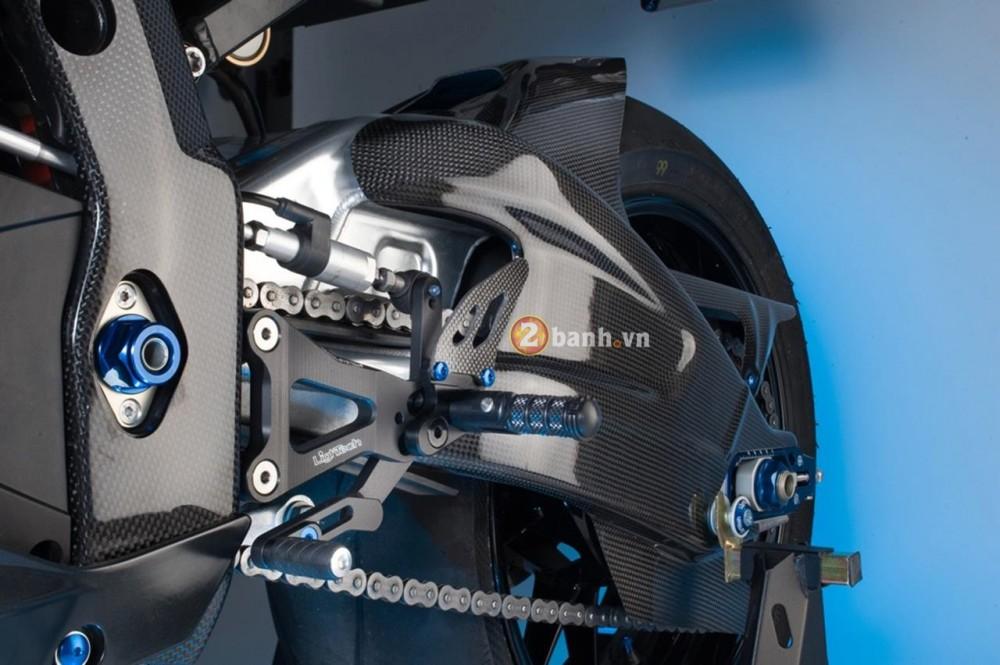 Bo anh tuyet dep cua BMW S1000RR do phien ban Lightech - 11