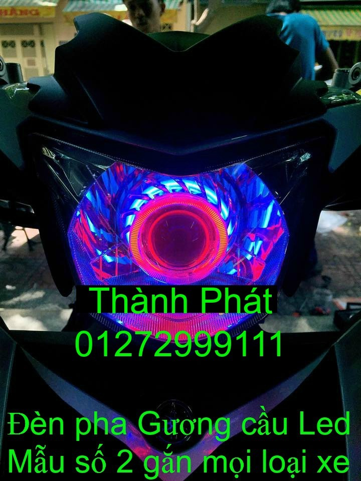 Do choi Exciter 150 tu A Z Po do Chan bun sau kieng kieu Bao tay Tay thang Xinhan kieu S - 8