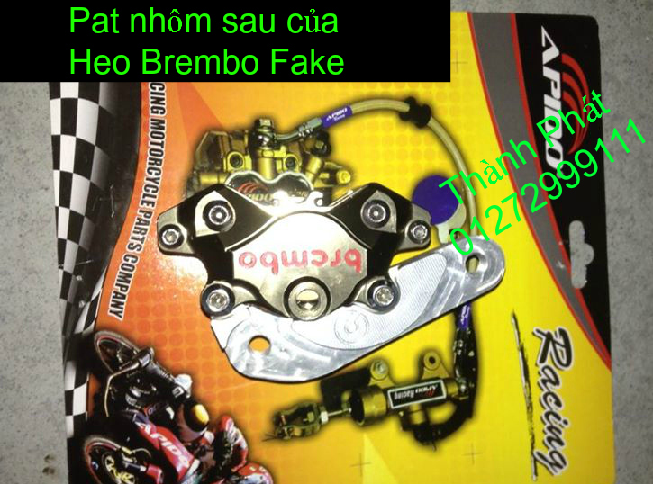 Cac lai heo dau day dau do choi RPM Apido Brembo NEB MorinUp 19 5 2014 - 12