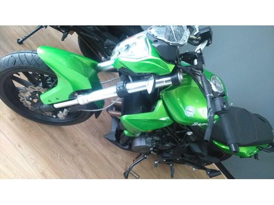 Can ban xe Moto Benelli Bn302 moi 100 Xuat hoa don cho ai can - 2