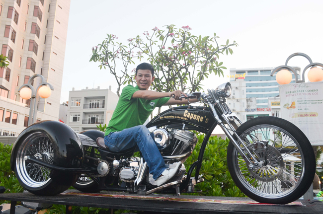 Can canh Capone Chopper 3 banh doc la tren dat Viet - 11