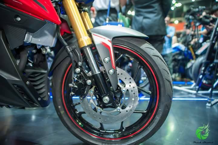 Can canh Yamaha MSlaz tai Motor Expo Show Thai Lan - 4