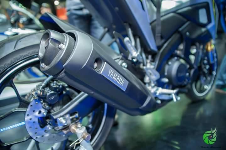 Can canh Yamaha MSlaz tai Motor Expo Show Thai Lan - 5