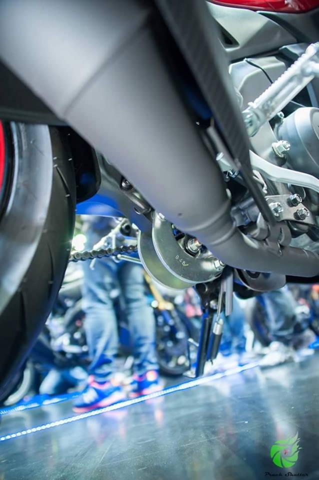 Can canh Yamaha MSlaz tai Motor Expo Show Thai Lan - 6