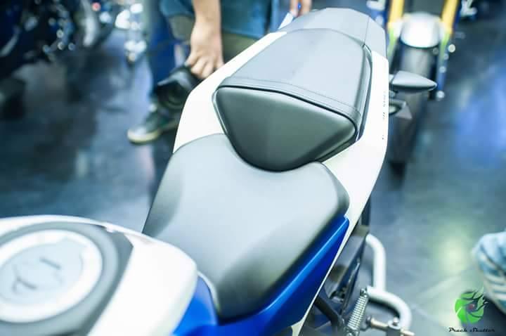 Can canh Yamaha MSlaz tai Motor Expo Show Thai Lan - 7