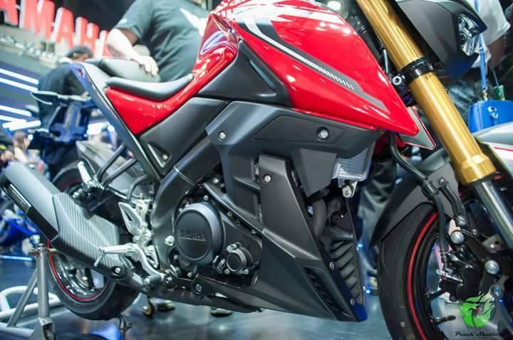 Can canh Yamaha MSlaz tai Motor Expo Show Thai Lan - 12