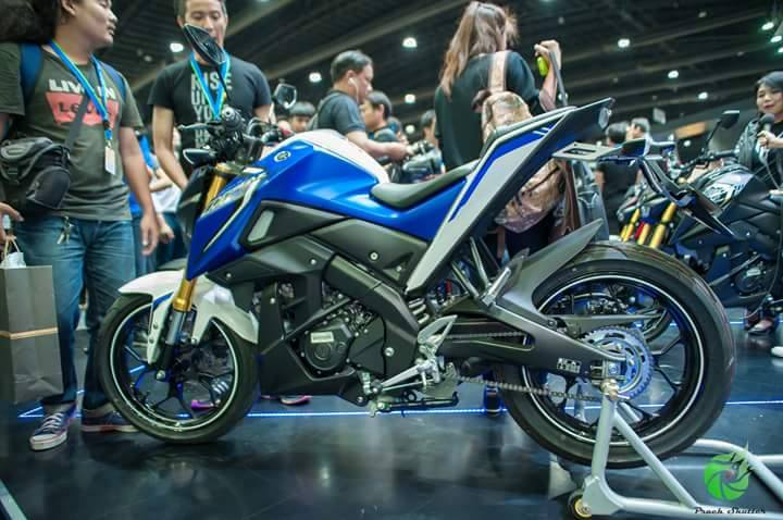 Can canh Yamaha MSlaz tai Motor Expo Show Thai Lan - 13
