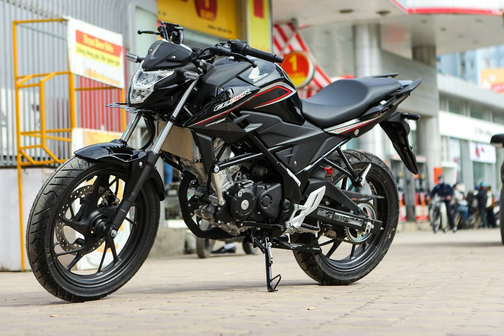 Chi tiet Honda CB150R 2016 tai Ha Noi